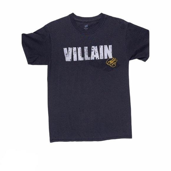 Roddy Piper Villain T Shirt Small Hanes Comfort